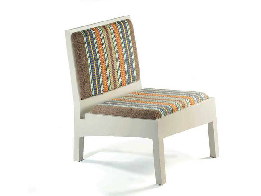 Upholstered easy chair NEW BLUE - Mambo Unlimited Ideas