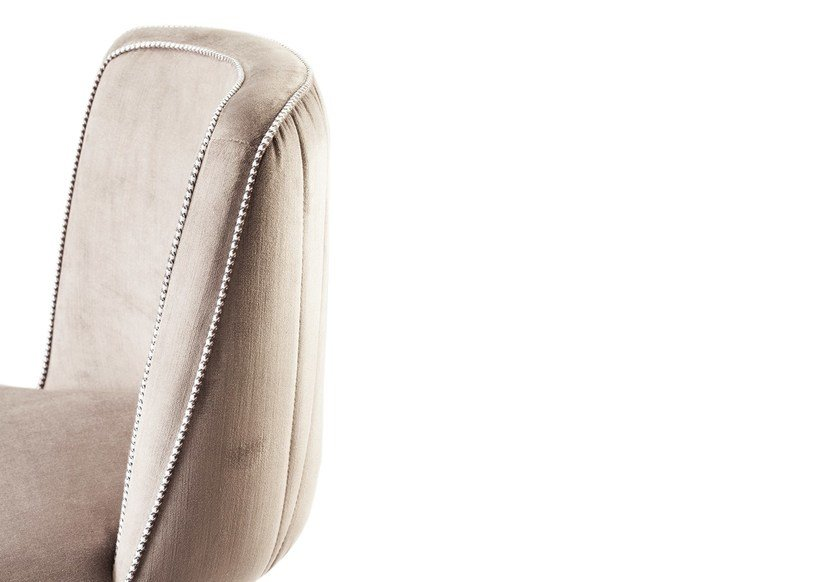 Cadeira trenó alta estofada croix bar by mambo unlimited ideas ...