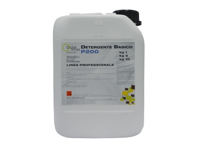 Surface cleaning product P200 Detergente basico - Stone International