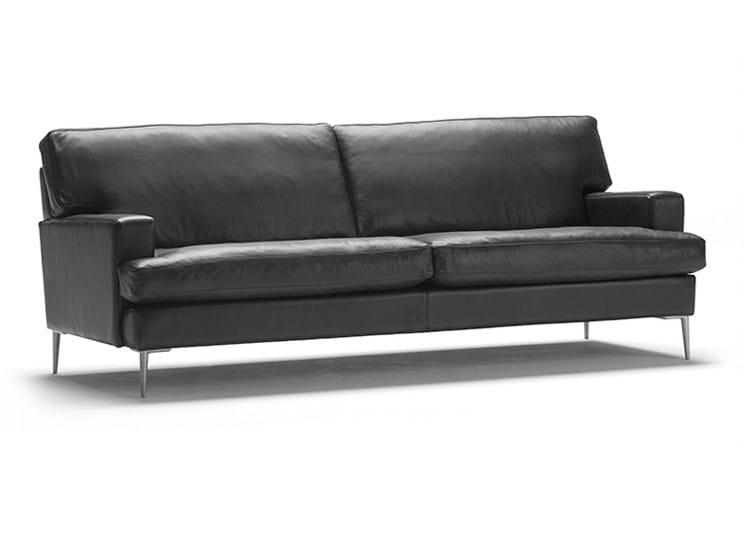 Leather sofa HI KAPPA - Stouby Furniture