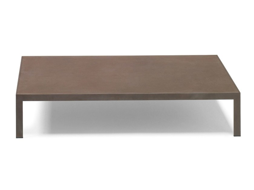 Low rectangular coffee table SAND | Rectangular coffee table - Andreu World