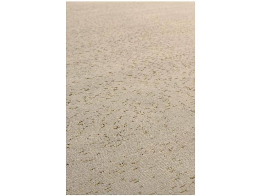 Solid-color rectangular rug GALAXIE - Toulemonde Bochart