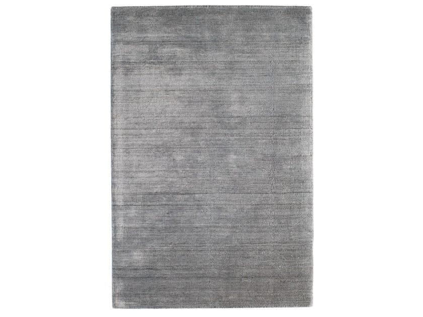 Solid-color rectangular rug ORAGE - Toulemonde Bochart