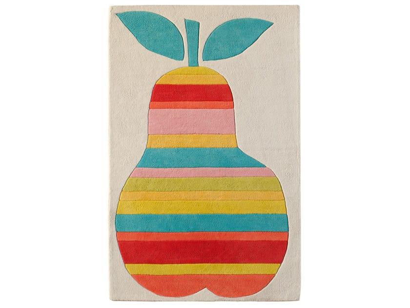 Rectangular cotton kids rug PERA - Toulemonde Bochart