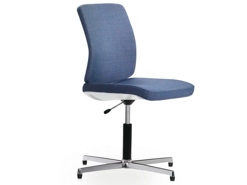 Training chair with 4-spoke base LAMIGA | Training chair - König + Neurath