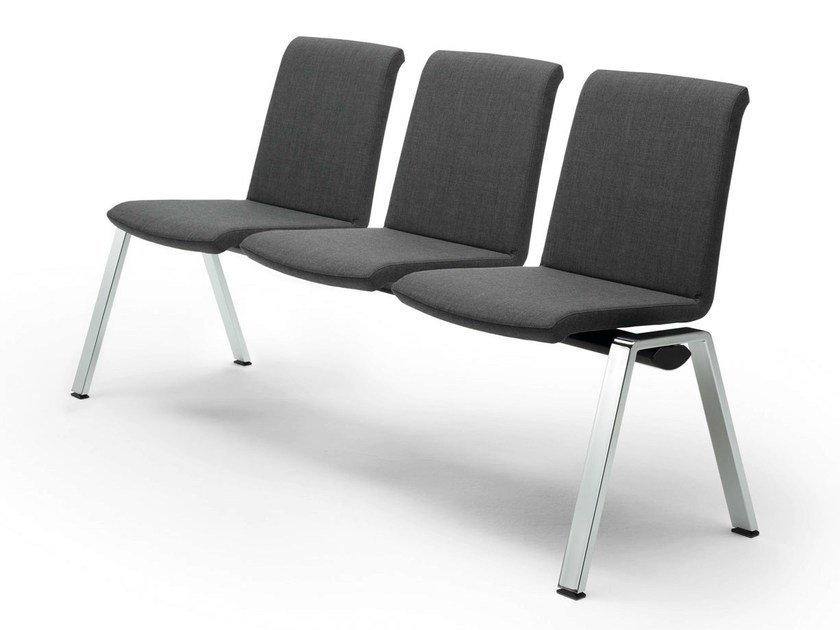 Freestanding beam seating PUBLICA | Beam seating - König + Neurath