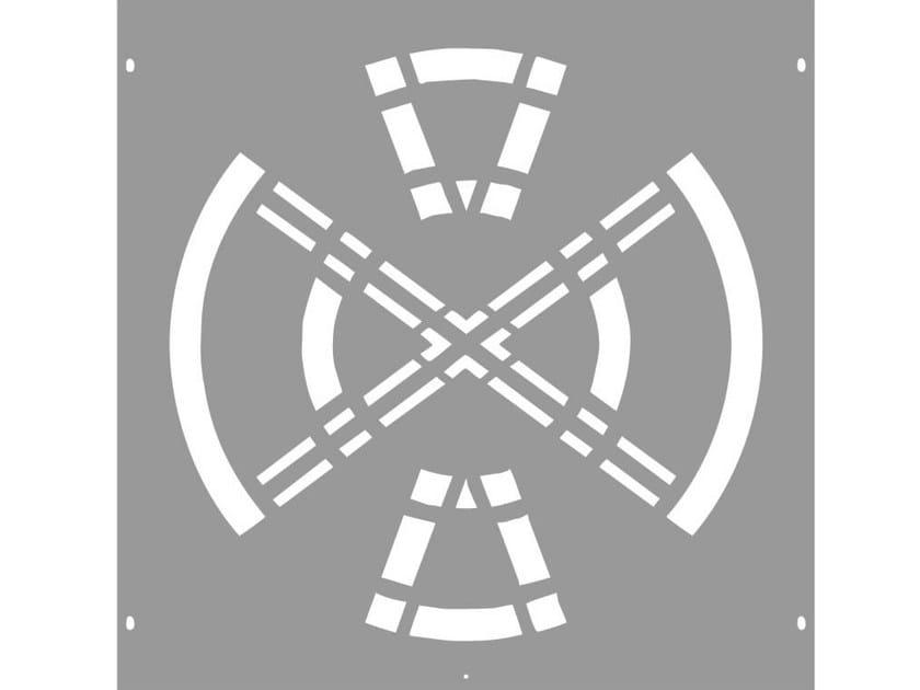 Modular iron Fence PAN.14 - CITYSì recinzioni e cancelli taglio laser