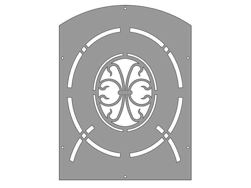Modular iron Fence PAN.20 - CITYSì recinzioni e cancelli taglio laser