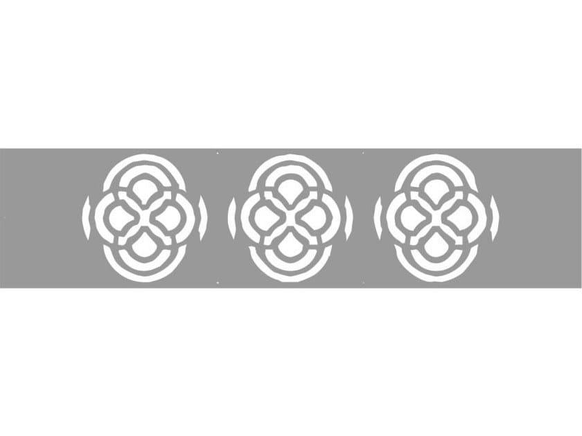 Modular iron Fence PAN.03 by CITYSì recinzioni