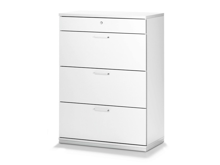 Office drawer unit with lock ACTA CLASSIC | Office drawer unit - König + Neurath