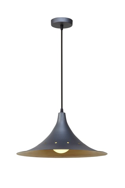 Metal pendant lamp TRECK by luxcambra