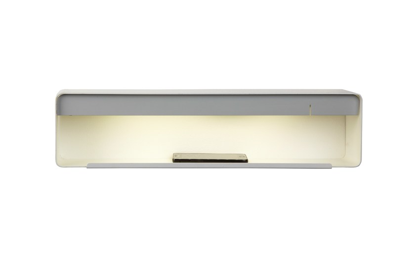 LED wall light WELCOME - luxcambra