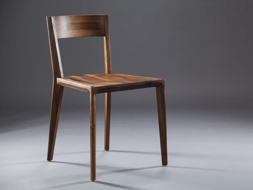 Wooden chair HANNY | Chair - Artisan