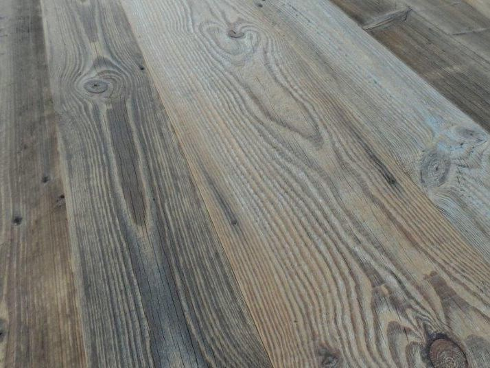 Wooden flooring FIR original top layer Prima patina - ANTICO TRENTINO DI LUCIO SEPPI