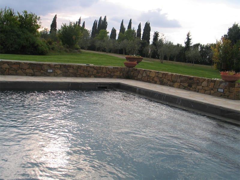 Piscina interrata in cemento piscina interrata indalo piscine - Piscine in cemento ...