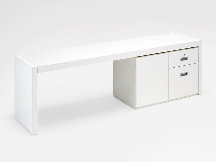 Modular office storage unit TEAM.WORK.SPACE | Office storage unit by König +  Neurath