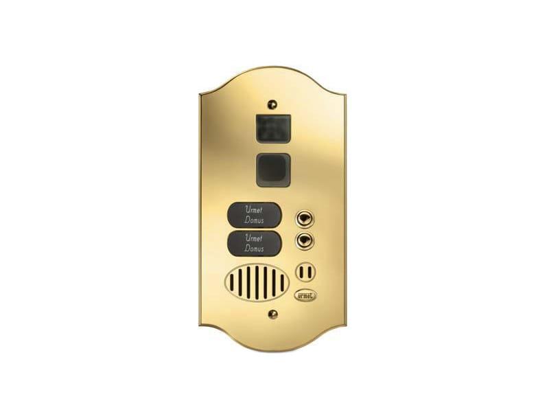 Video entryphone system and equipment EXIGO CLASSIC - Urmet
