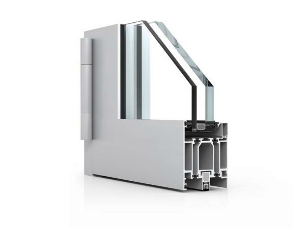 Aluminium patio door WICSTYLE 77FP - WICONA