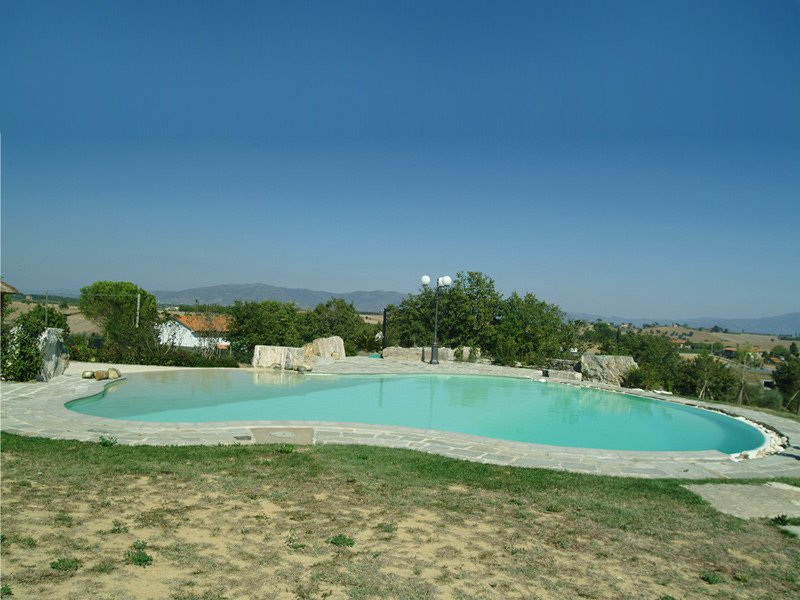 In-Ground steel swimming pool In-Ground swimming pool - INDALO PISCINE