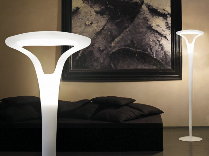 Murano glass floor lamp FEREA PT - Vetreria Vistosi