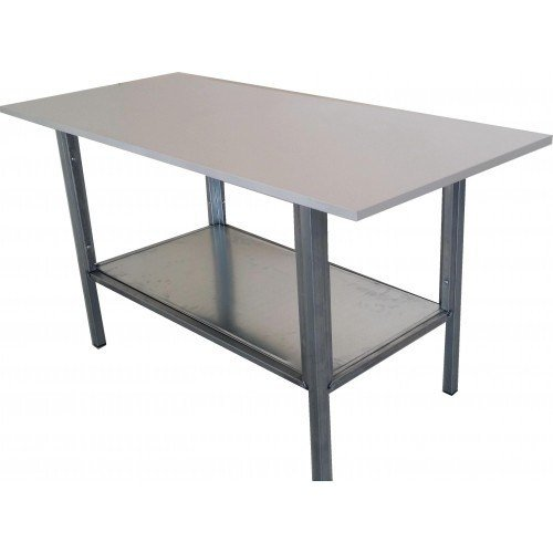 Galvanized steel workbench CAST - Castellani.it