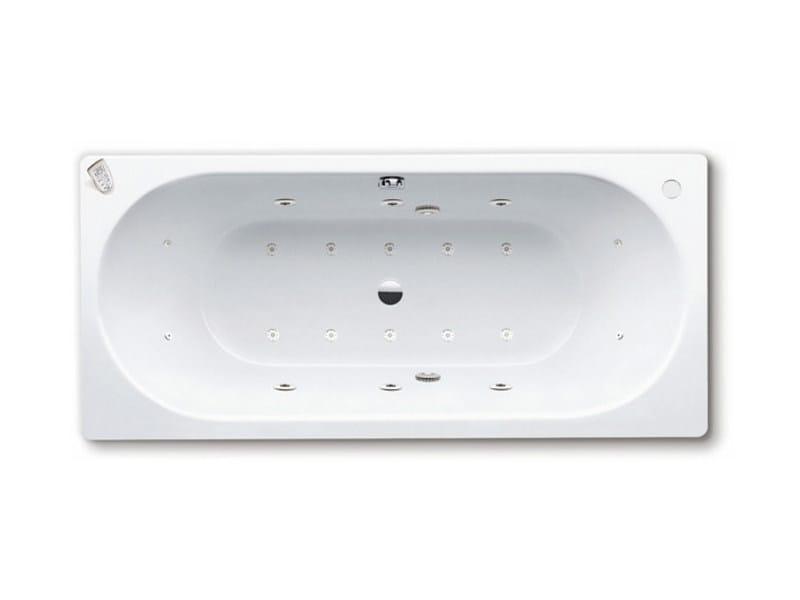 Whirlpool bathtub VIVO VARIO ECO - Kaldewei Italia