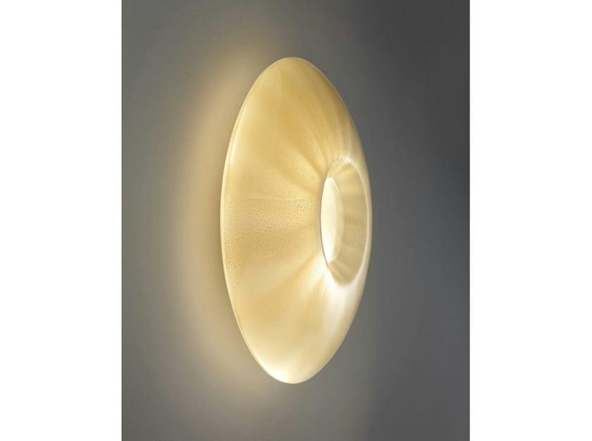 Blown glass wall light GOTO PP | Wall light - Vetreria Vistosi