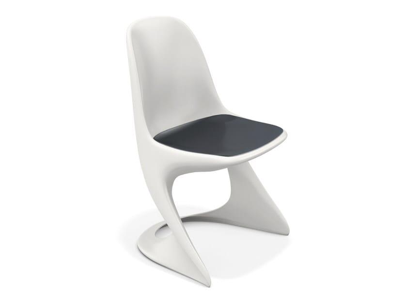 Cantilever plastic chair CASALINO | Cantilever chair - Casala