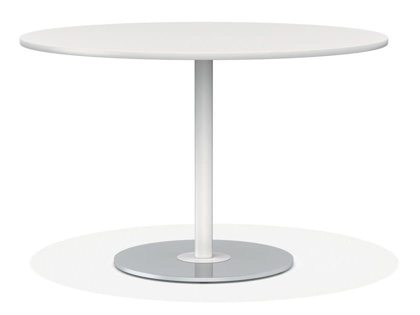 Plastic table CASALINO   Round table - Casala