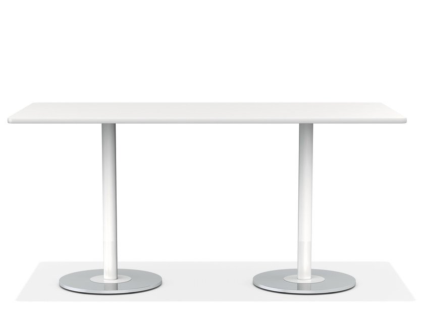 Rectangular plastic table CASALINO | Rectangular table - Casala