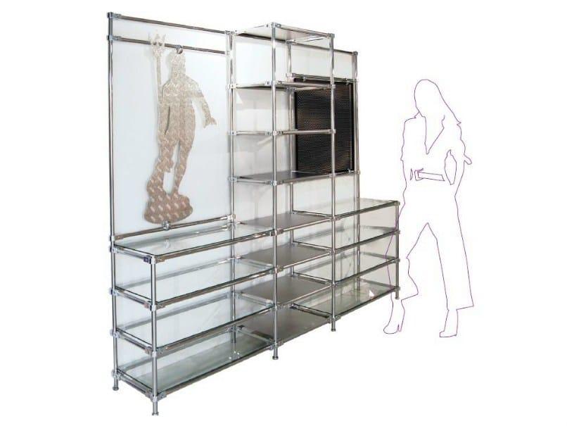 Shop furnishing TUBO - Castellani.it