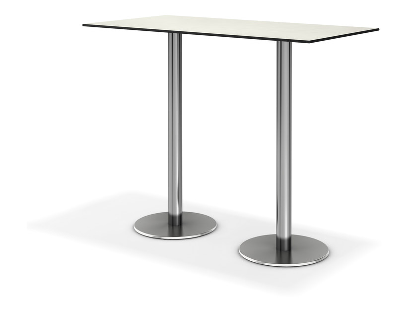 Rectangular high table CENTRE   High table - Casala