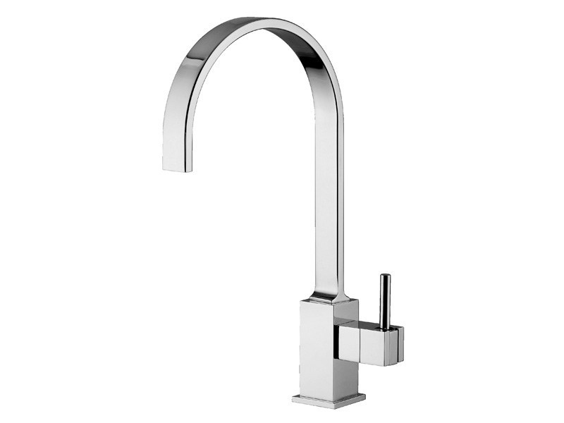 Countertop 1 hole kitchen mixer tap PABLO | 1 hole kitchen mixer tap - Giulini G. Rubinetteria