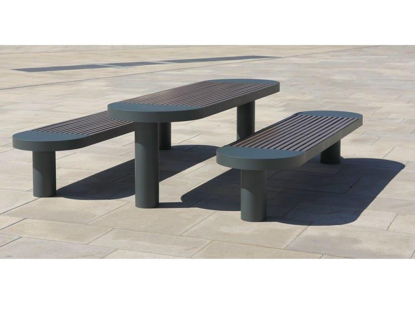 Backless Bench COMFONY 90 | Backless Bench - BENKERT BÄNKE