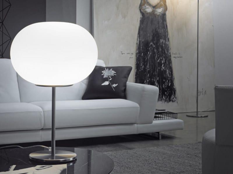 Blown glass table lamp LUCCIOLA LT 30 P - Vetreria Vistosi