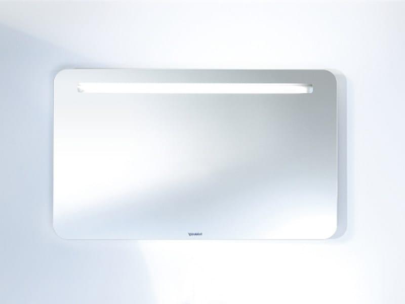 Bathroom mirror PURAVIDA | Bathroom mirror - DURAVIT