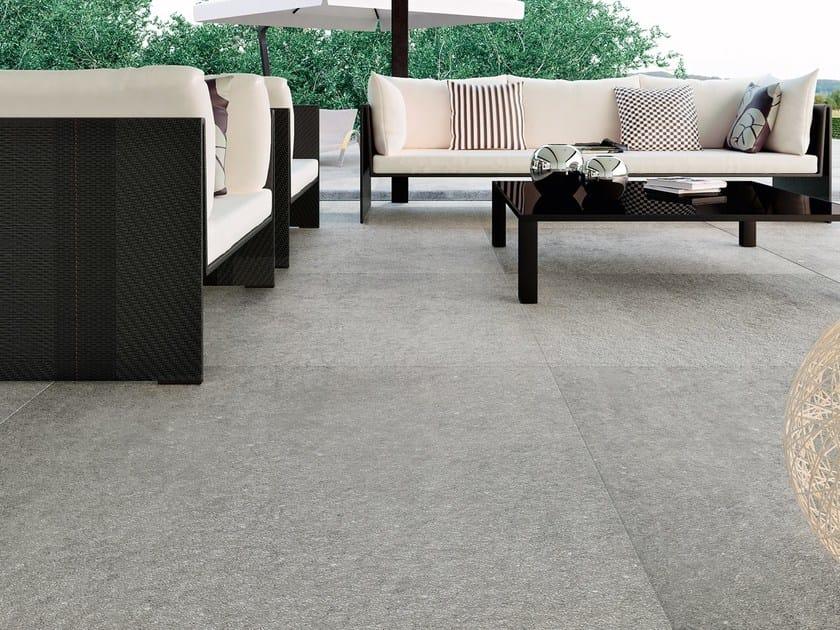 Indoor/outdoor porcelain stoneware wall/floor tiles BERCY - DSG Ceramiche