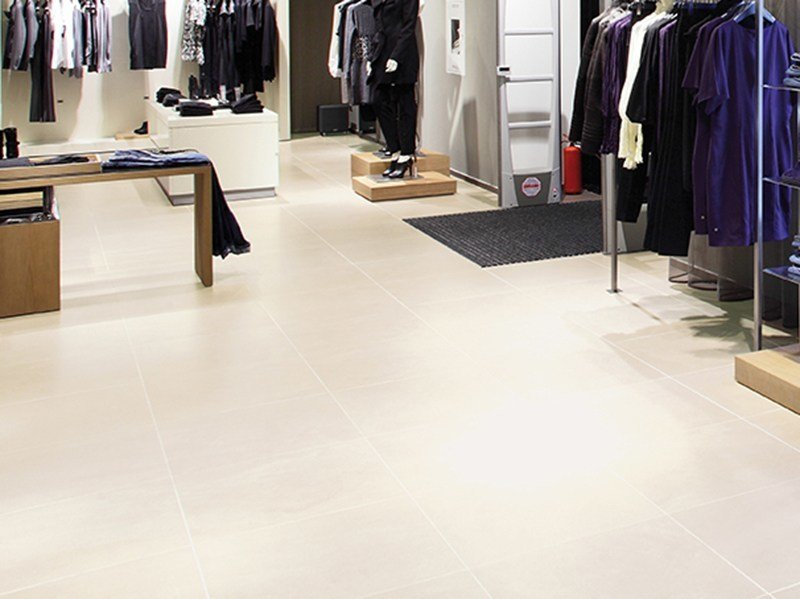 Indoor/outdoor porcelain stoneware wall/floor tiles with stone effect LIMESTONE - DSG Ceramiche