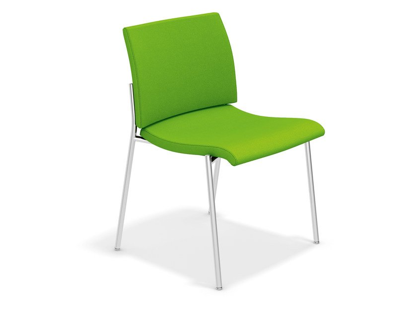 Upholstered fabric chair FENIKS XL DELUXE | Upholstered chair - Casala