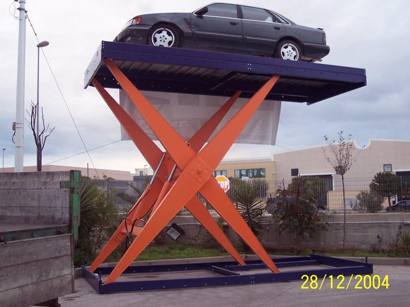 Parking lift Parking lift - ATMEC di Francesco Difino