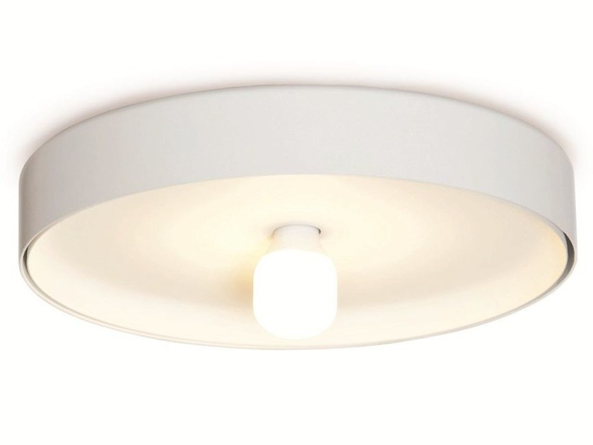Direct-indirect light metal ceiling lamp BIKINI - VERTIGO BIRD