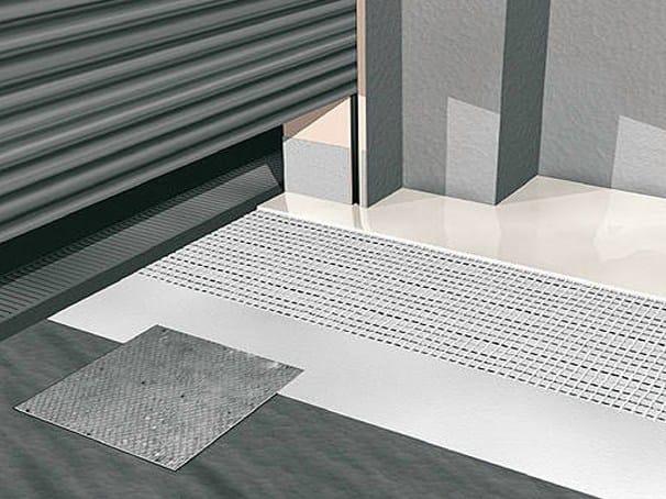 Fiber glass meshesfor base layer for flooring Industrial floorings by Gavazzi