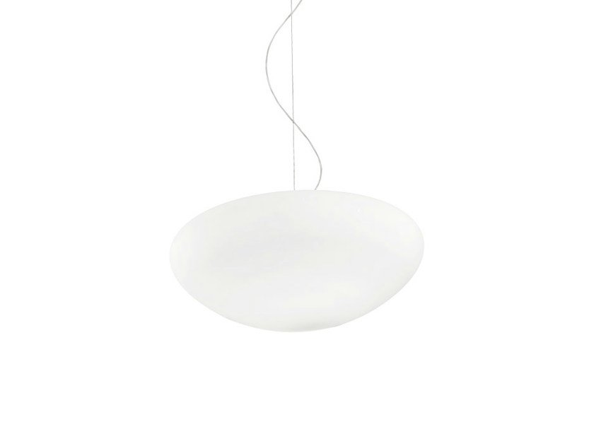 Glass pendant lamp MIA SP - Vetreria Vistosi