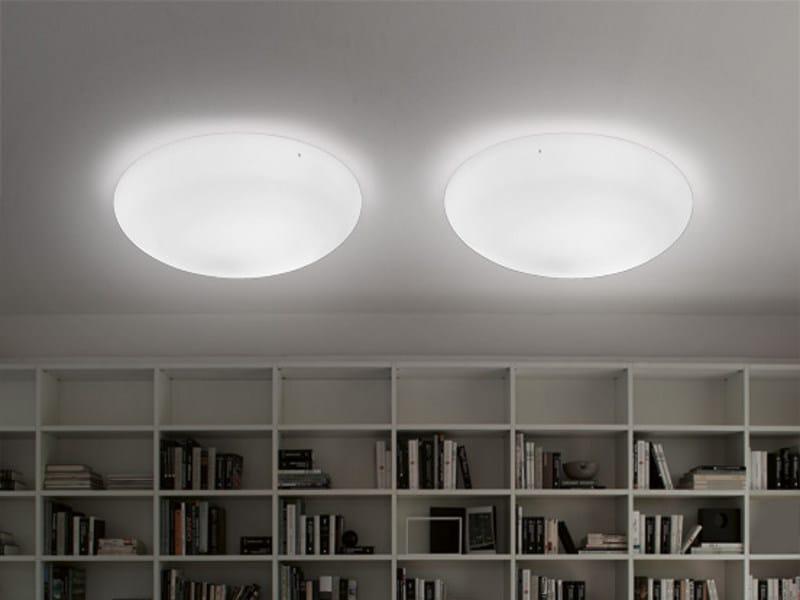 Glass ceiling light MIA PP - Vetreria Vistosi