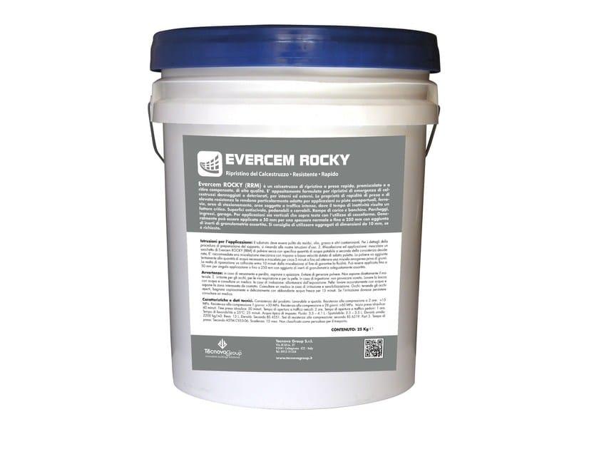 Mortar and grout for renovation EVERCEM ROCKY - TECNOVA GROUP®
