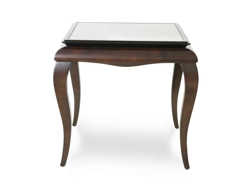 Square coffee table ZERO - Transition by Casali