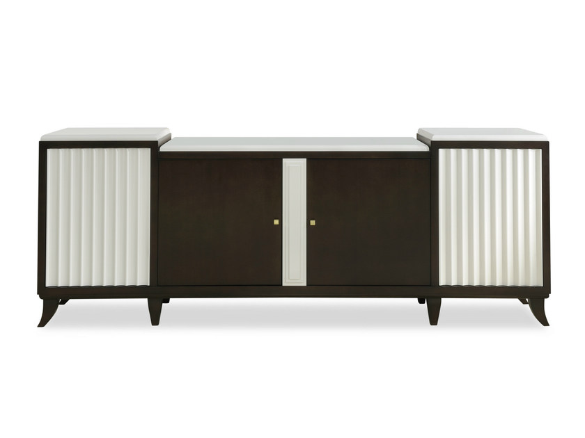 Sideboard with doors BOVARI - Transition by Casali