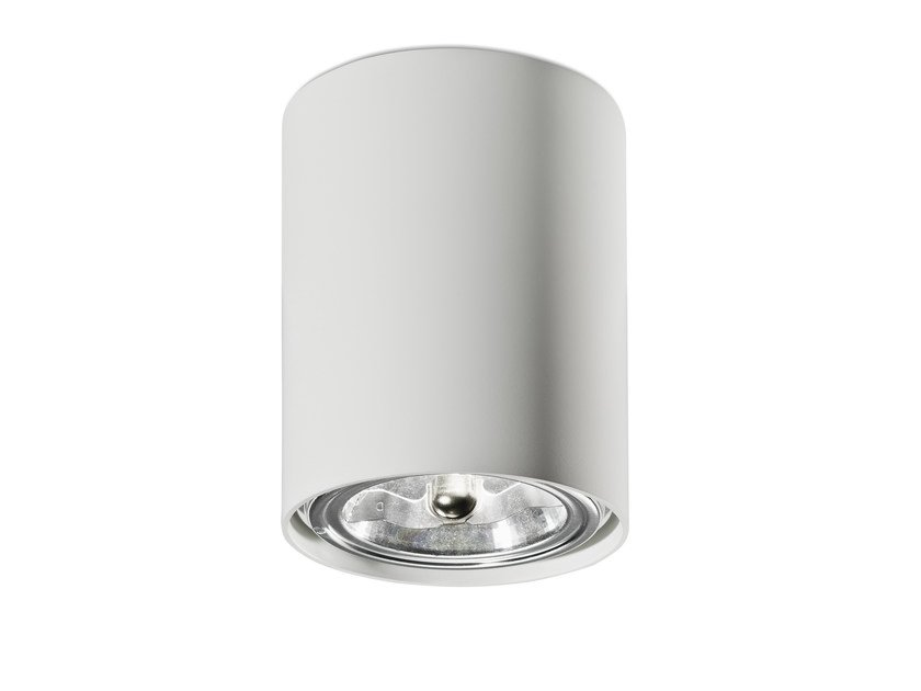 Ceiling aluminium spotlight NAKED C - VERTIGO BIRD