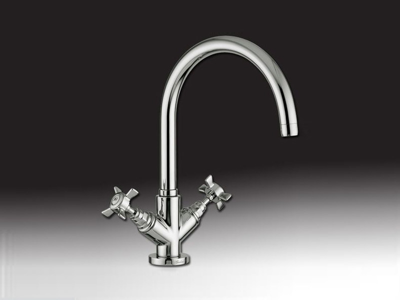 Countertop 1 hole kitchen tap G5 | Kitchen tap - Giulini G. Rubinetteria