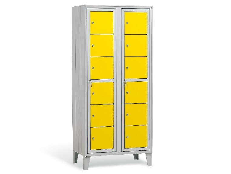 Metal safe-deposit box Safe-deposit box by Castellani.it